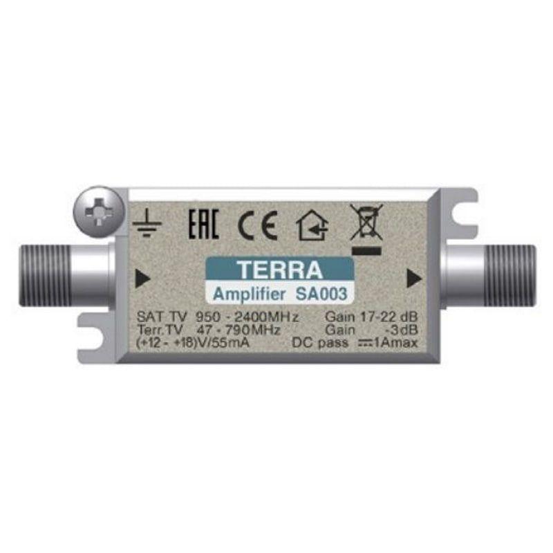 Усилитель спутникового сигнала Terra SA 003