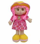 Мягкая игрушка. Кукла. Майя 30 см. (цвета микс) (арт. 1758491)