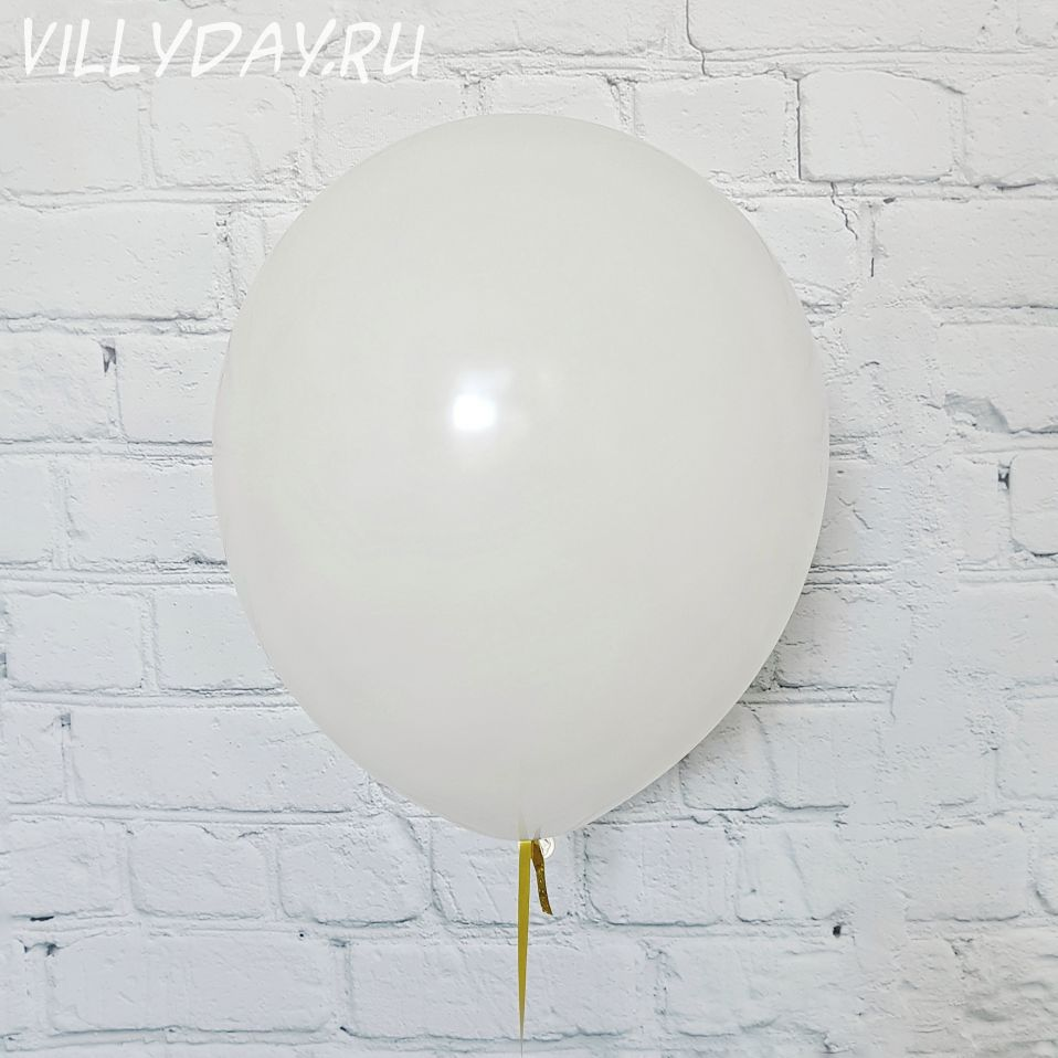 Белые шарики