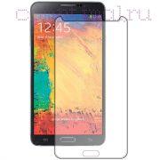 Стекло защитное экрана Samsung Note 3