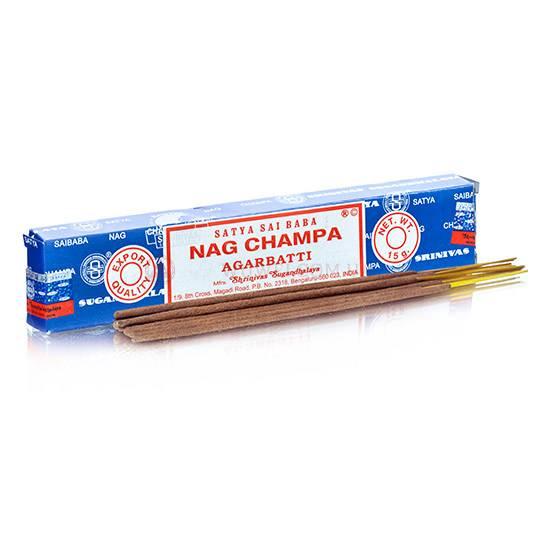 Благовония NAG CHAMPA, 15 гр. Satya