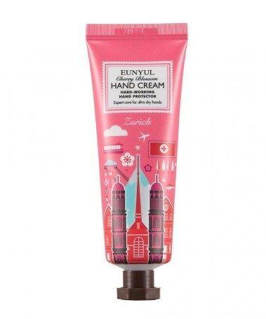 """Крем для рук с вишневым цветом """"Цюрих"""" EUNYUL Cherry Blossom Hand Cream """"Zurich"""", 50g"""