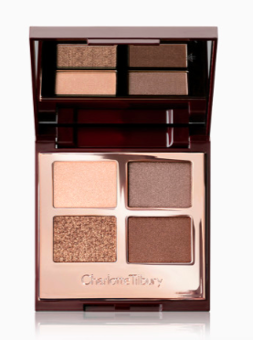 Палетка теней Charlotte Tilbury - LUXURY PALETTE THE GOLDEN GODDESS