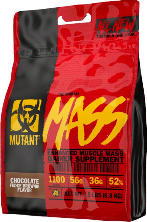 FitFoods - Mutant Mass 6,8