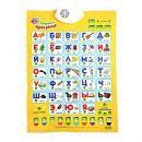 Электронный плакат азбука Joy Toy Говорящий Букварёнок (7002)