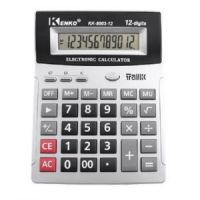 Настольный говорящий 12-разрядный калькулятор KENKO KK-8003-12