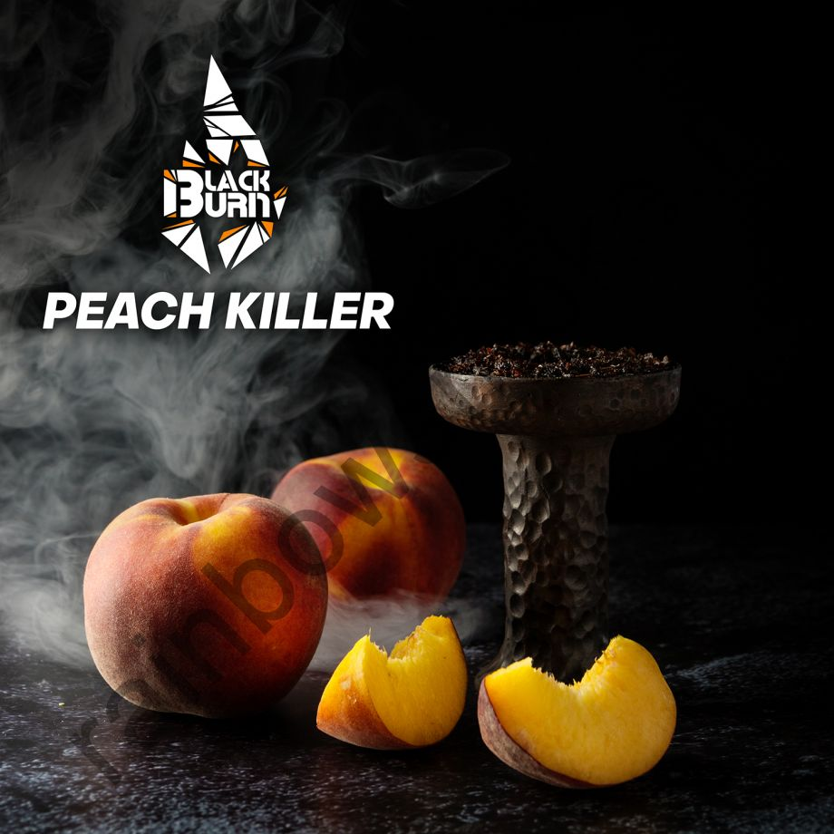 Black Burn 100 гр - Peach Killer (Убийца Персиков)