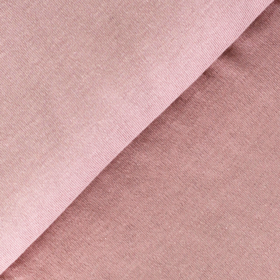 Лоскут трикотажной ткани Пыльная роза