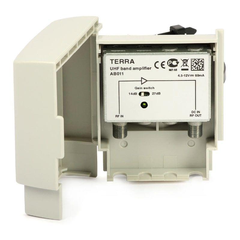 Антенный усилитель мачтовый Terra AB011