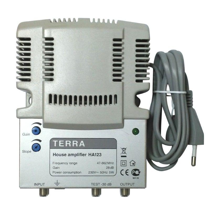Антенный усилитель Terra HA 123