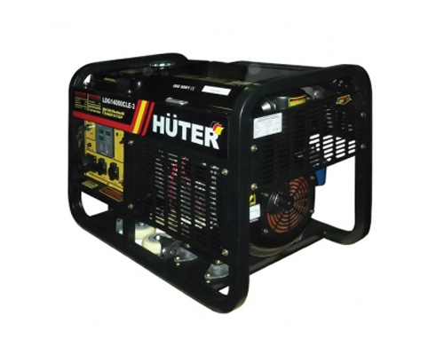 Huter LDG14000CLE (3 фазы)