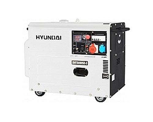 HYUNDAI DHY 8000SE-3