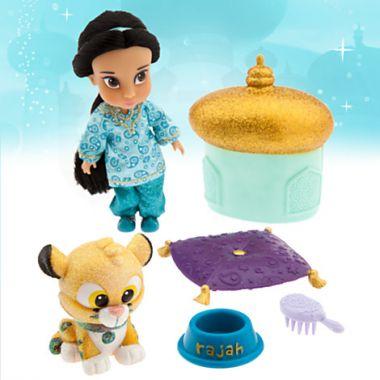 Кукла Жасмин в чемоданчике игровой набор Дисней