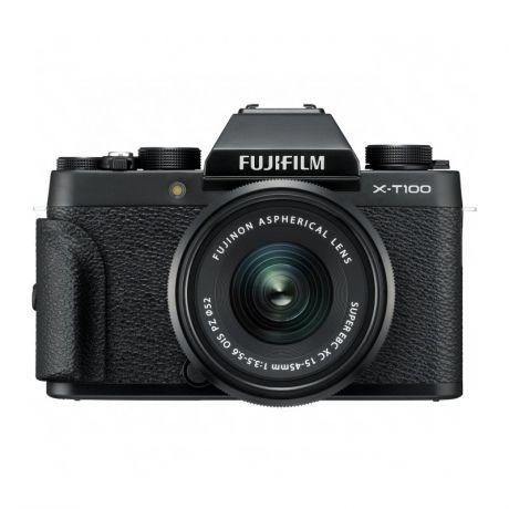 Фотоаппарат Fujifilm X-T100 Kit 15-45mmF3.5-5.6 OIS PZ