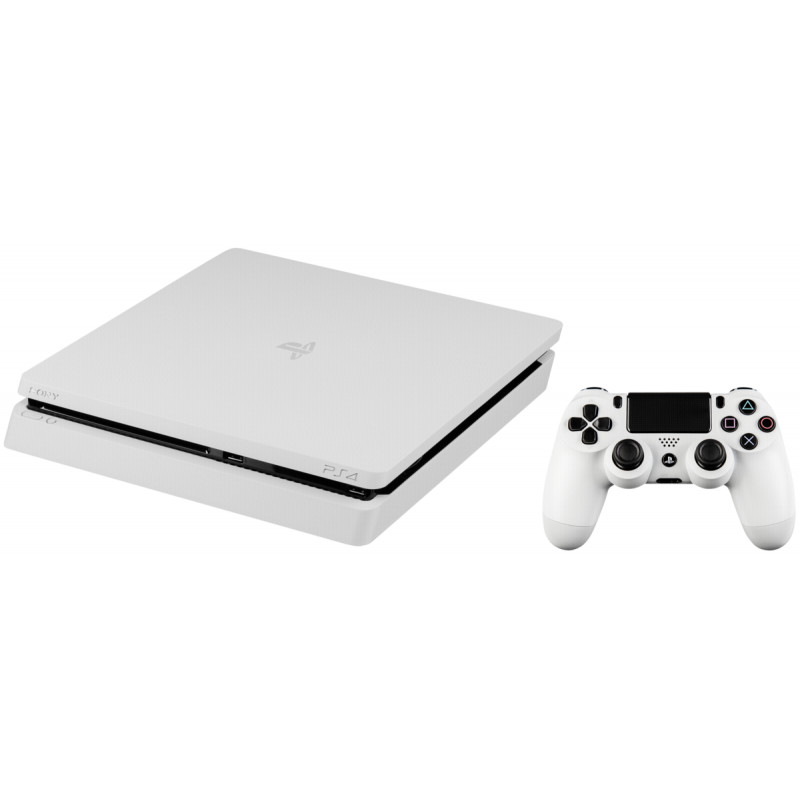 Sony PlayStation 4 Slim 500 Gb White