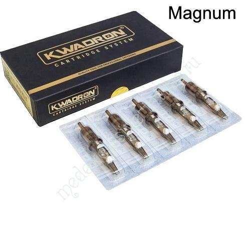 Картриджи KWADRON — Magnum — 20 шт.