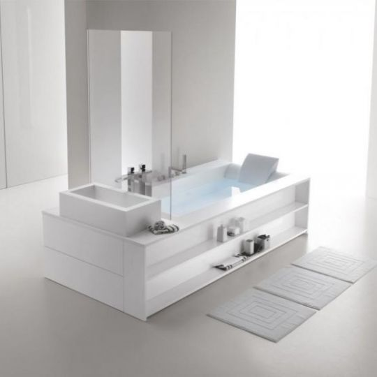 Hafro Sensual ванна 2SNC1D2 250 см 120 см