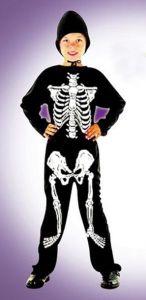Костюм Скелет детский (рост 134-146 см)