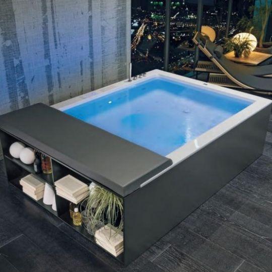 Hafro Minerva indoor ванна 2MNA2D2 215 см 150 см