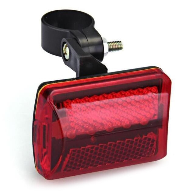 Универсальная фара Safety Flashing Light, цвет красный