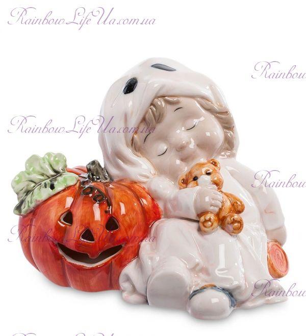 """Фигурка малыш привидение Halloween """"Pavone"""""""