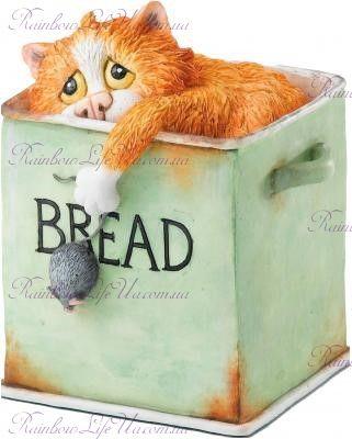 "Статуэтка кот я спрятался ""Enesco"""