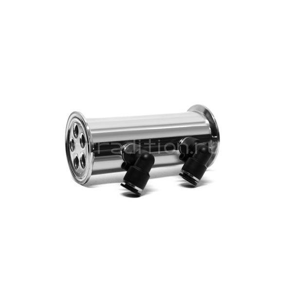 Мини-дефлегматор 2 дюйма, 130 мм