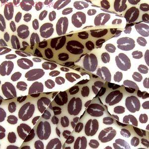 Переводной лист для шоколада КОФЕ