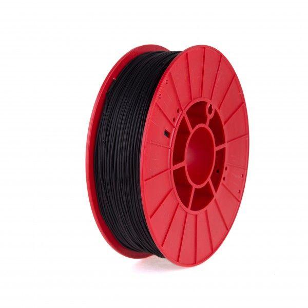 KAUCHUK ELASTIK пластик PrintProduct   1.75 мм, Чёрный, 500 гр.
