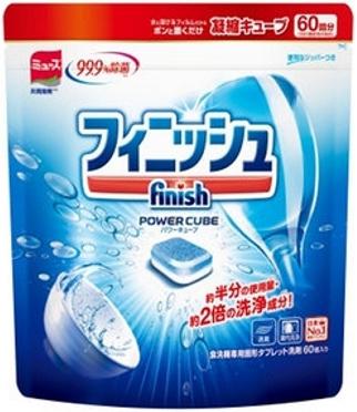 Lion Finish Tablet Таблетки для посудомоечных машин мягкая упаковка 60 шт