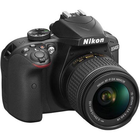Nikon D3400 Kit 18-55 AF-P VR