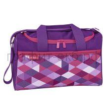 Сумка для спортивной формы Herlitz XL Pink Cubes 50021888