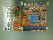 Материнская плата Lga1155 (чипсет H61, mATX, 2 слота DDR3) Soyo