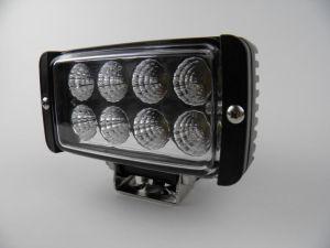 Прямоугольная светодиодная фара рабочего света 24W Bridgelux