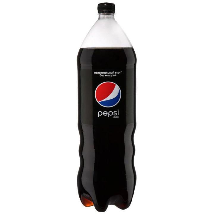 Газ. вода Пепси Макс 2л. Пепси