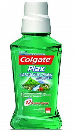 Ополаскиватель д/рта Colgate 500мл plax Алтайские травы