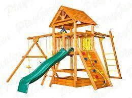 Игровая площадка Playgarden High Peak Super II