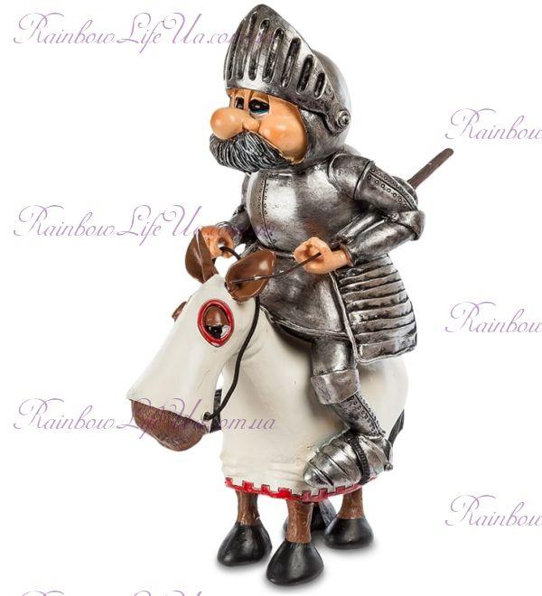 "Фигурка рыцарь сэр Чарльз на коне ""W.Stratford"""