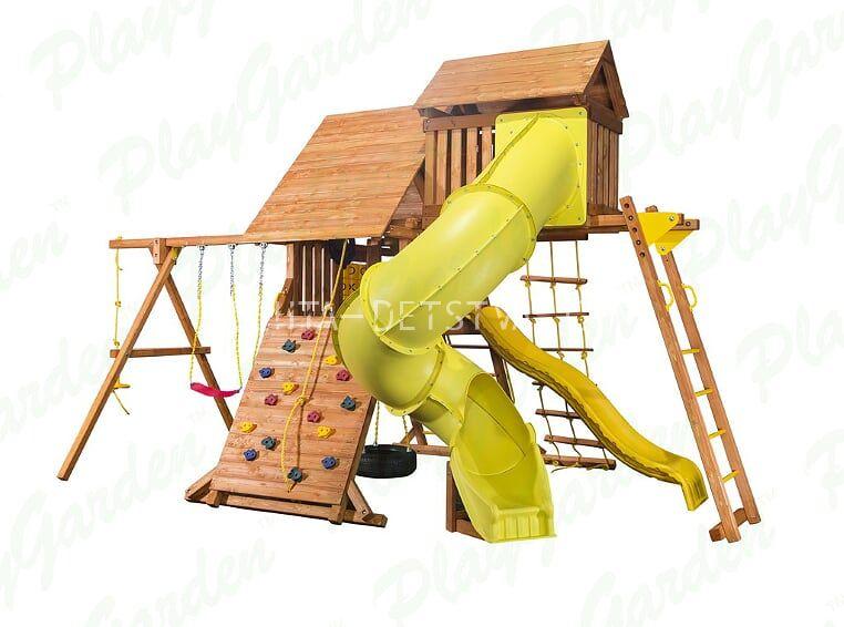Игровая площадка Playgarden Original Castle Turbo