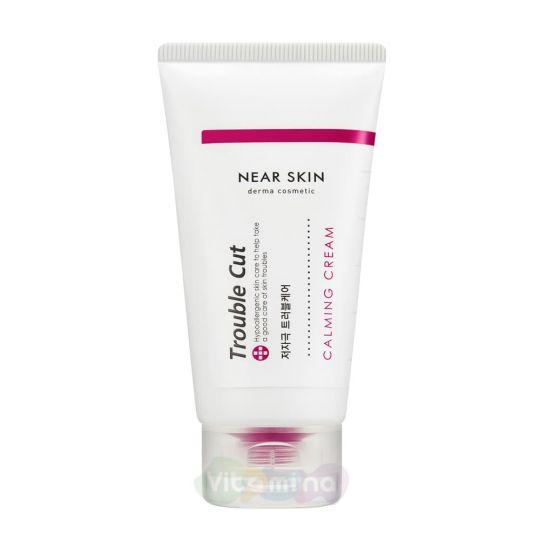 Missha Успокаивающий крем для проблемной кожи Near Skin Trouble Cut Calming Cream, 50 мл