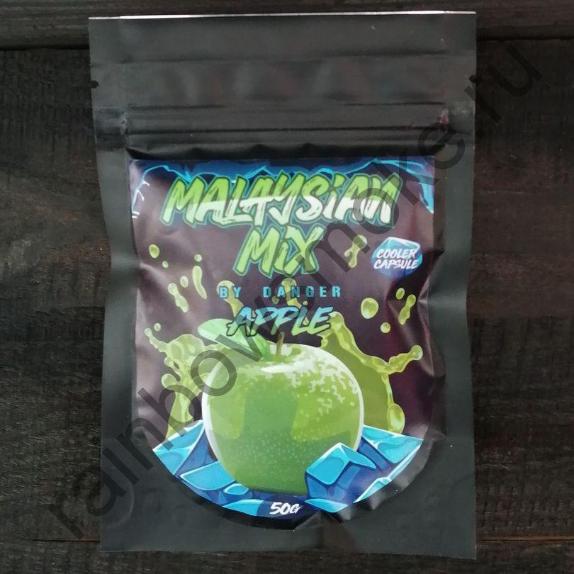 Смесь Malaysian Mix Hard 50 гр - Green Apple (Зеленое Яблоко)
