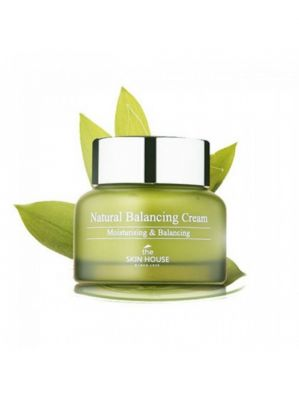 Крем для жирной кожи THE SKIN HOUSE NATURAL BALANCING CREAM