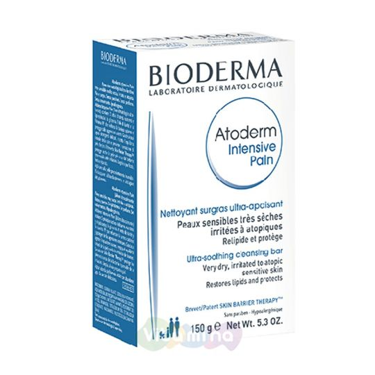 Bioderma Atoderm Мыло Биодерма Атодерм, 150 гр