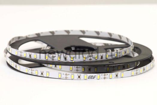Лента светодиодная ELF 480SMD диодов (3014), 12В, 5м, узкая 5мм, белая