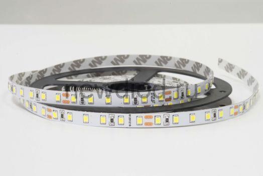 Лента светодиодная ELF 480SMD диодов (2835), 24В, 5м, ГИПЕР, белая