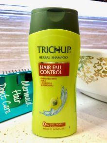 Trichup Шампунь с экстрактами трав – Против выпадения волос( Hair Fall Control),200мл