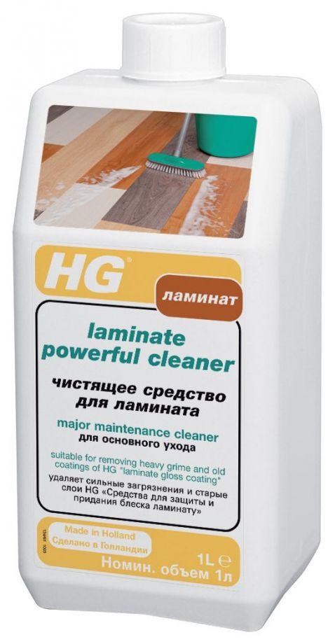 HG Чистящее средство для ламината, 1 л