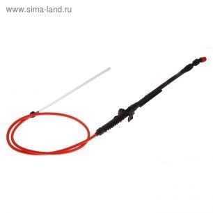 Брандспойт оп-208 телескопический пластм. 650/970 мм (1/10)
