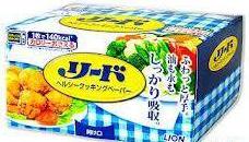Lion Reed Универсальная бумага для абсорбирования масла с пищи и хранения продуктов картонная упаковка 36 шт