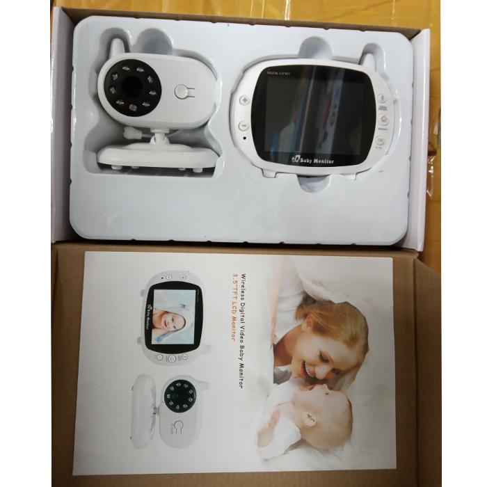 Видеоняня Wireless Digital Video Baby Monitor 3,5 TFT LCD Monitor
